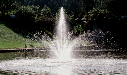 Blue Springs Fountain